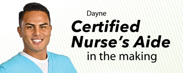 male nurse aide