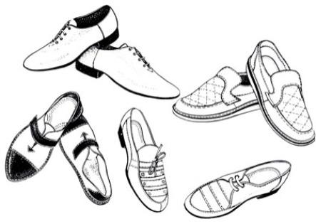 DESIGNING SHOES: SKETCHING