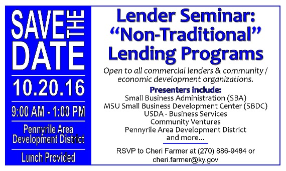 Lender Seminar