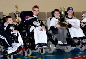 2010-11 Seals - Wheelers Cup Champions