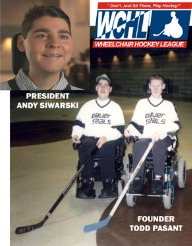 WCHL Founders - Todd Pasant & Andy Siwarski