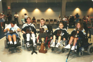 1998-99 Seals - Wheelers Cup Champions