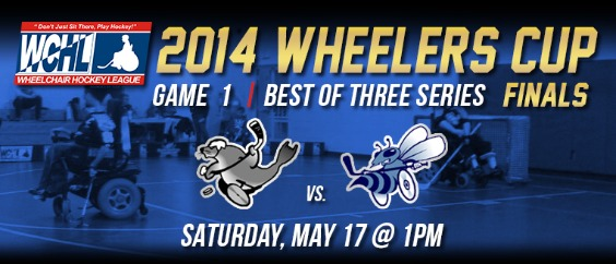 WCHL 2014 Wheelers Cup Final | Game One Preview
