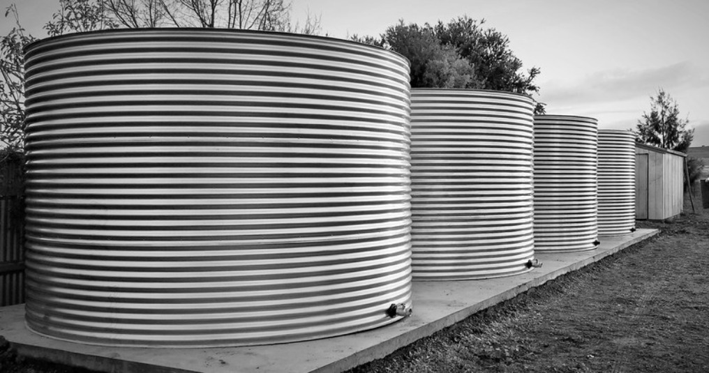 Stainless Steel Rainwater Tanks