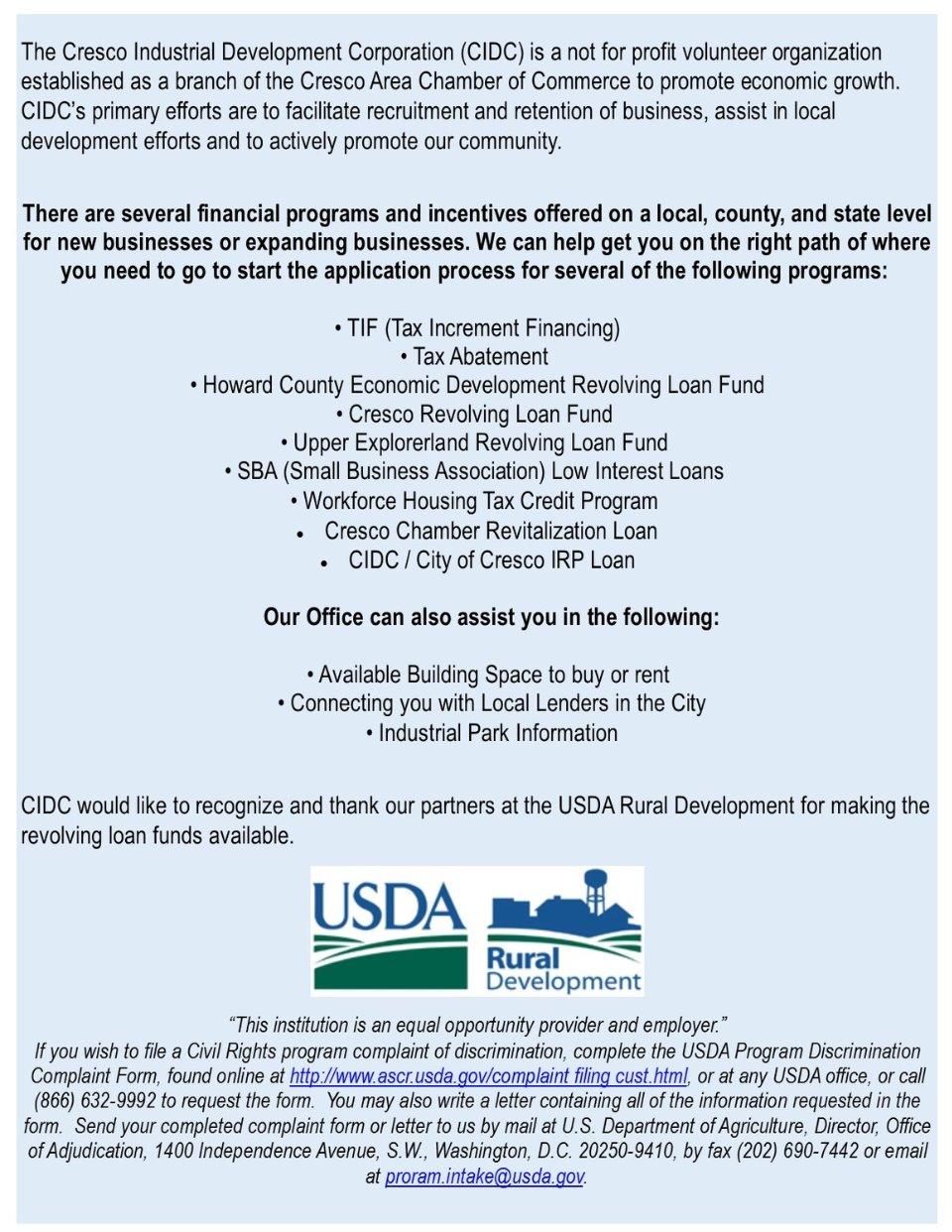 100 Usda Rural Housing Development Little Dixie