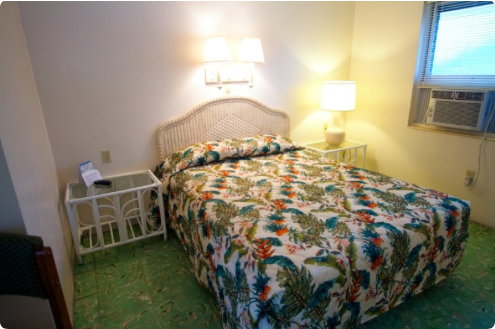 Call el patio motel today at 305-296-6531 to check the availability of standard queen rooms
