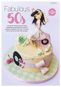 Sweet Janis Featured In Cake International Magazine