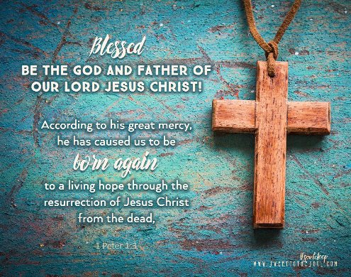 #souldeep #newlife #scripture #1Peter