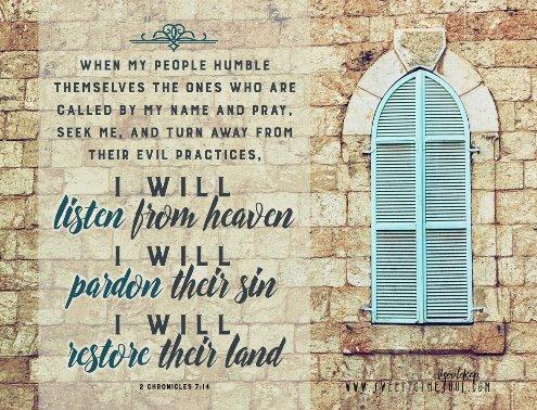 #souldeep #newlife #scripture #2Chronicles