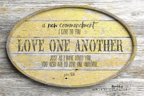 #souldeep #newlife #scripture #love #John