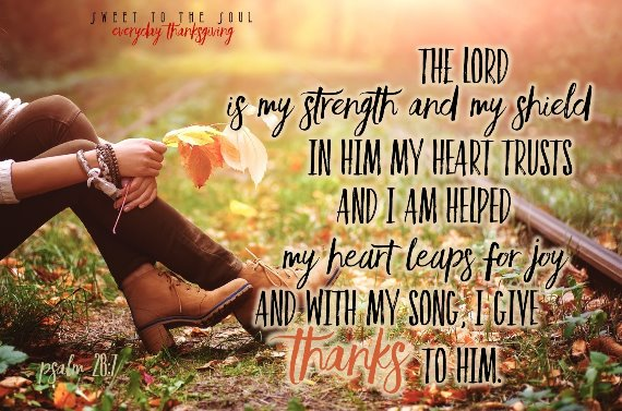Sweet To The Soul Ministries - My Strength and Shield