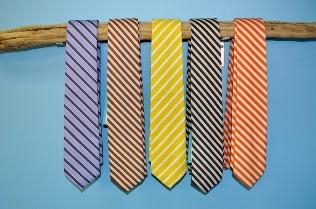 rep stripe tie, mens necktie
