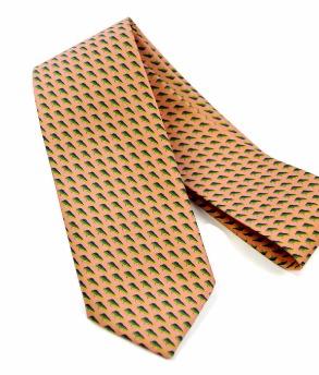 fish tie, mens tie, mahi mahi. preppy tie
