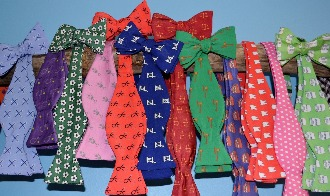 unique bow ties, custom bow tie, occupational bow ties, dental bow ties, rx bow tie, sports bow ties,