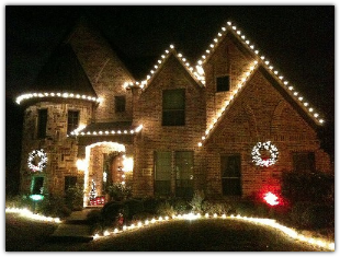 we are currently scheduling homes for the 2015 holiday season and slots are filling up quickly schedule your free quote today - Christmas Light Decorating Service