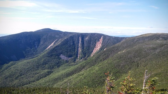View from Summit of West Bond Mountain