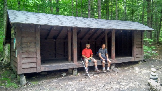 Rocky Branch Shelter #1 - Pic 1