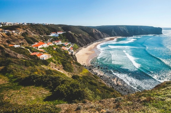 The Algarve abounds with stunning scenery
