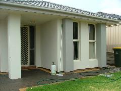 external house washing
