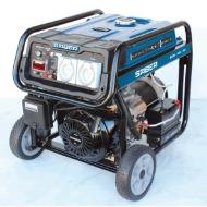 our petrol generator