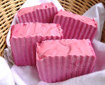 strawberries and cream soap
