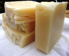 Natural Lemongrass and Cedarwood Dog Soap