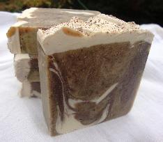 Natural Honeydew pear Soap