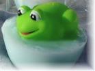 froggie soap for kids