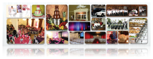The Grand Finale specialized in weddings and quinceaneras