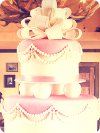 CUSTOM WEDDING & QUINCEANERA CAKES