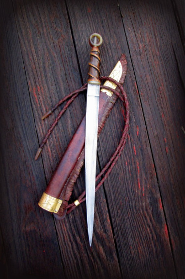 Scottish Irish Celtic Knives Dirk Sangh Dudh Skeane
