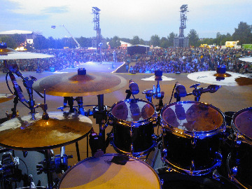 Kenny Sharretts - Drum Tech Tips