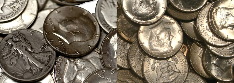 Silver coins for sale near Gorham
