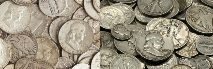 Buy silver coins near Kittery