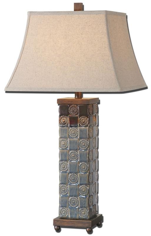Sierra Wisteria mincio lamp