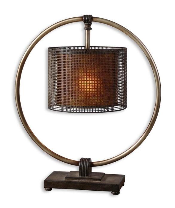 Sierra Wisteria Dalou lamp