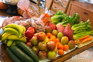 Food from Bountiful Baskets