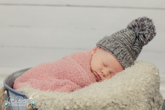 newborn photography knit hat