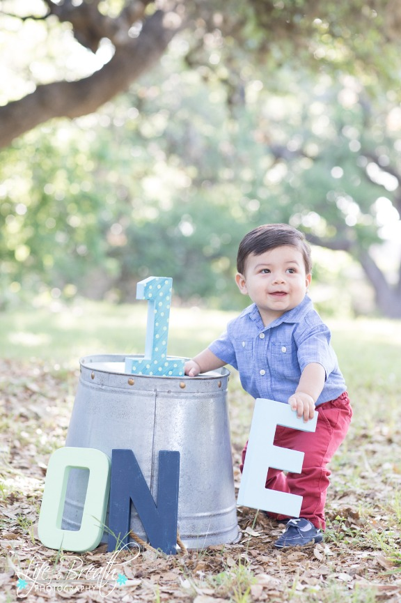 pflugerville family photographer, one year old photos, milestone session