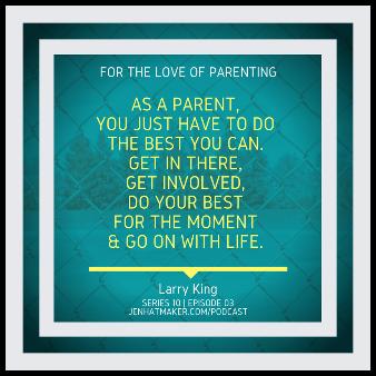 Jen Hatmaker - For The Love Of Parenting: Episode 03