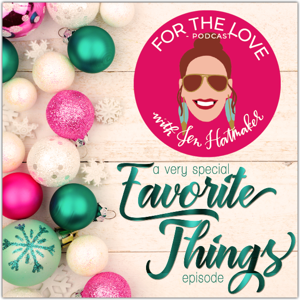 349006590 For The Love Podcast: 2018 Holiday Gift Guide