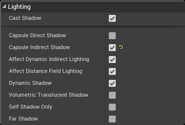 Tim Hobson - Lighting: Capsule Shadows