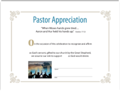 Funny appreciation certificate hot girls wallpaper for Pastor appreciation certificate template free