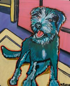 marky pierson dog portrait