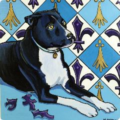 Nilser marky pierson pet portrait