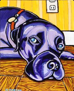 For Ivy marky pierson pet portrait
