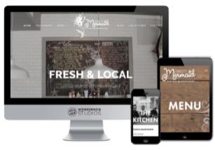 Wonderdog studios restaurant website design, web design, wonderdog studios thirsty mermaid, thirsty mermaid web, wonderdog studios web design, key west restaurant web design