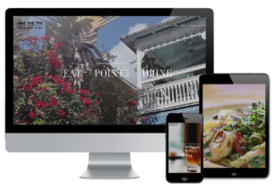 Wonderdog studios restaurant website design, web design, wonderdog studios nine one five, nine one five web, wonderdog studios web design, key west restaurant web design