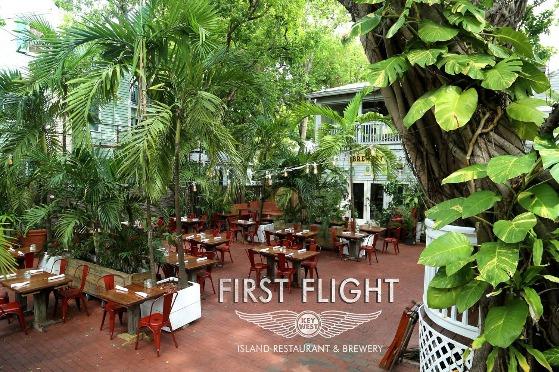 Marky Pierson Wonderdog Studios Key West First Flight