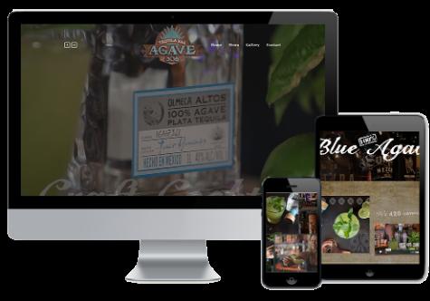 web design, wonderdog studios, agave 308 tequila, agave 308 website, website design key west, key west web designer, graphic design, key west bars
